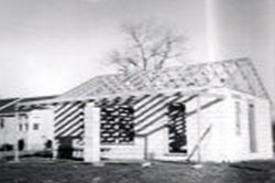 Old image of flagg's garden center in burlington county